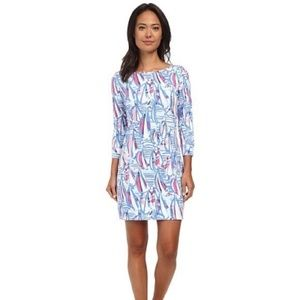 Lilly Pulitzer Marlowe Red Right Return Dress